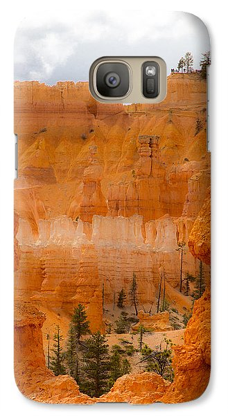 Galaxy Case featuring the photograph Beauty Of Bryce by Jim Snyder