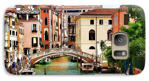Galaxy Case featuring the digital art Beauty Of Venice by Brian Davis