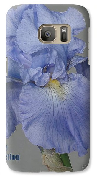Galaxy Case featuring the photograph Beauty Psalm by Christina Verdgeline