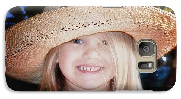 Galaxy Case featuring the photograph Beauty Queen by Kelly Reber