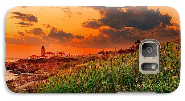 Beavertail Spectacular- Beavertail State Park Rhode Island Galaxy S7 Case
