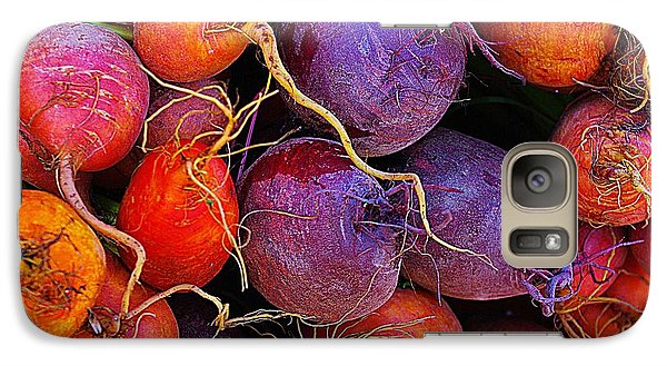 Galaxy Case featuring the photograph Beets Me  by John S