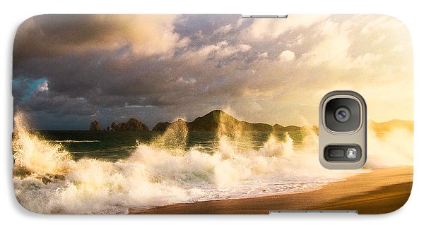 Galaxy Case featuring the photograph Before The Storm by Eti Reid