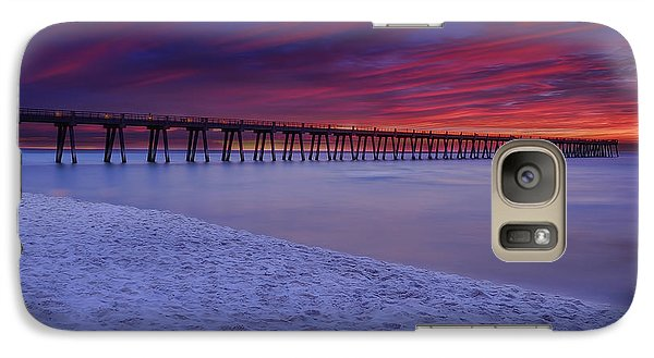 Galaxy Case featuring the photograph Before The Storm by Renee Hardison