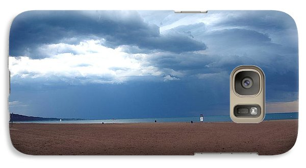 Galaxy Case featuring the photograph Before The Storm by Susan  Dimitrakopoulos