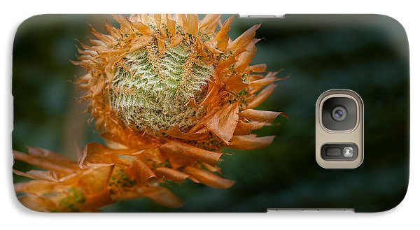 Galaxy Case featuring the photograph Beginnings by Jacqui Boonstra