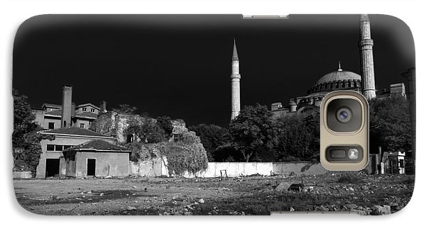 Galaxy Case featuring the photograph Behind The Hagia Sophia by Ross Henton
