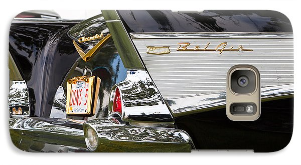 Galaxy Case featuring the photograph Belair Tail Fins  by Mick Flynn