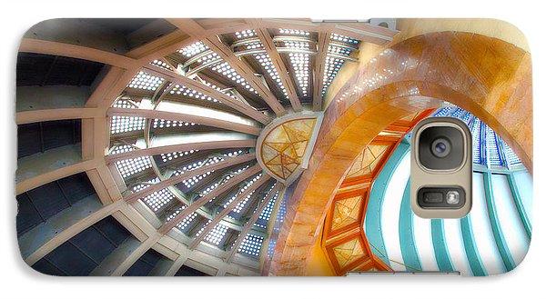 Galaxy Case featuring the photograph Bellas Artes Interior II by John  Bartosik