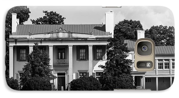Galaxy Case featuring the photograph Belle Meade Mansion by Robert Hebert