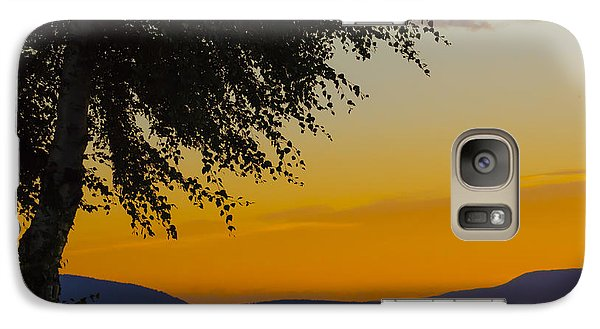 Galaxy Case featuring the photograph Bellingham Bay 2 by Craig Perry-Ollila