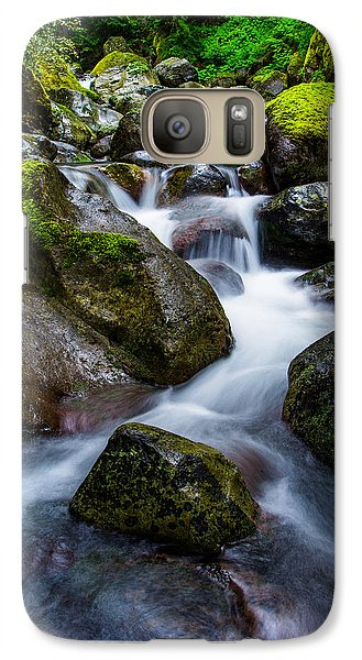 Mount Rushmore Galaxy S7 Case - Below Rainier by Chad Dutson