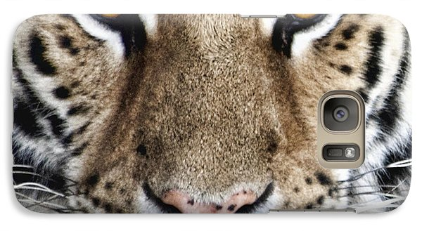 Bengal Tiger Eyes Galaxy S7 Case