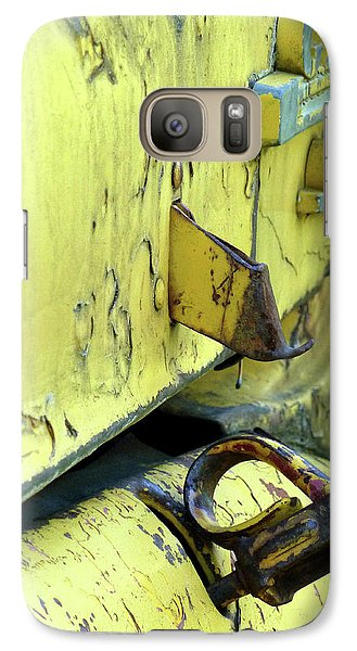 Galaxy Case featuring the photograph Bent by Newel Hunter