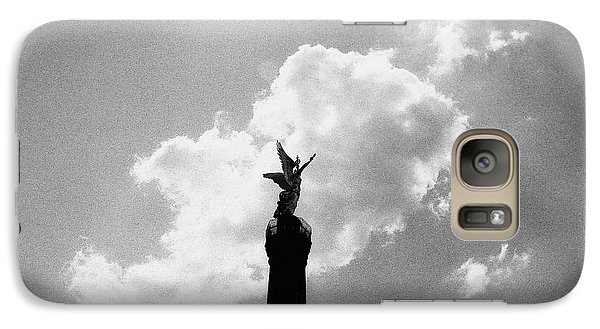 Galaxy Case featuring the photograph Berlin Victory Column by Dean Harte