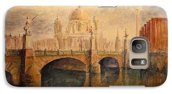 Berliner Dom Galaxy S7 Case by Juan  Bosco