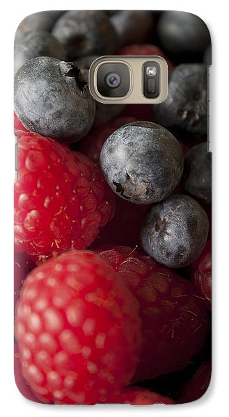 Galaxy Case featuring the photograph Berries by Ivete Basso Photography