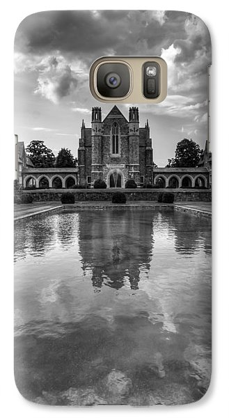 Galaxy Case featuring the photograph Berry University by Rebecca Hiatt