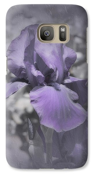 Galaxy Case featuring the photograph Bess by Elaine Teague