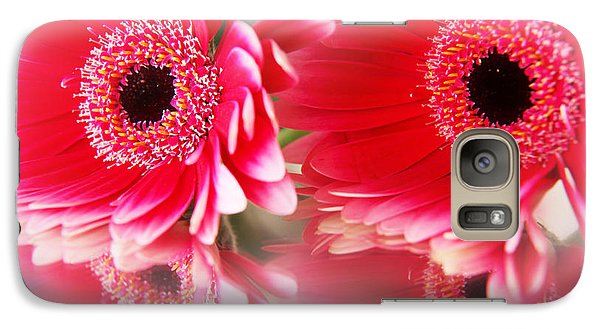 Galaxy Case featuring the photograph Best Friends by Eden Baed