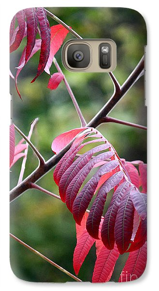 Galaxy Case featuring the photograph Best Red Dress Art Print By Penny Hunt by Penny Hunt