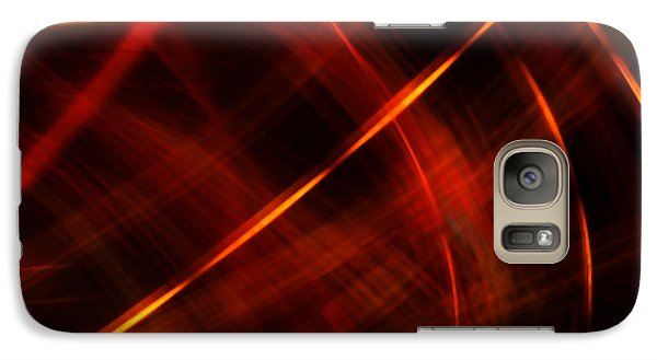 Galaxy Case featuring the digital art Better Or Worst by Gayle Price Thomas