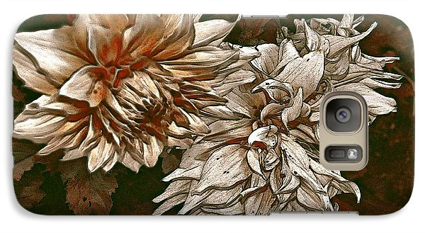 Galaxy Case featuring the photograph Betty's Beauty 1 by Don Wright