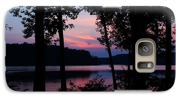 Galaxy Case featuring the photograph Between The Lines by Geri Glavis