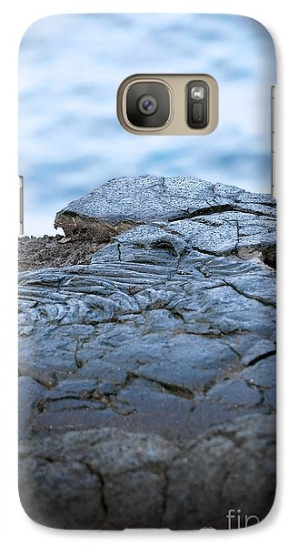Galaxy Case featuring the photograph Between You And Me by Ellen Cotton