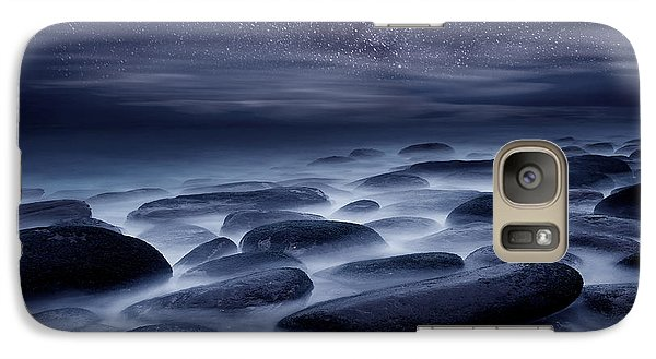 Galaxy Case featuring the photograph Beyond Our Imagination by Jorge Maia