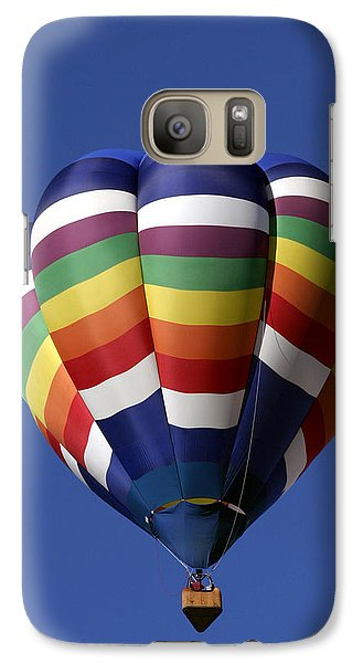 Galaxy Case featuring the photograph Beyond Rainbows by Gene Walls