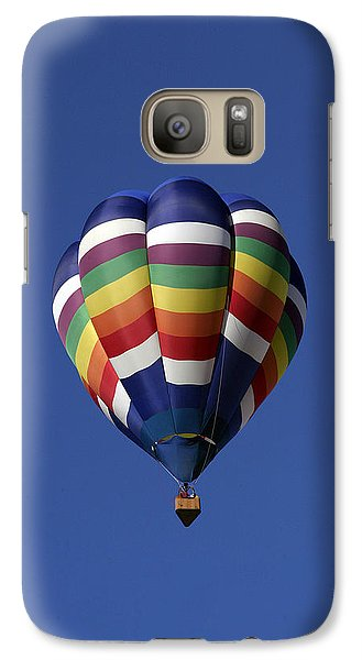 Galaxy Case featuring the photograph Beyond Rainbows Iphone Case by Gene Walls