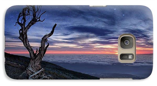Beyond The Sky Galaxy S7 Case
