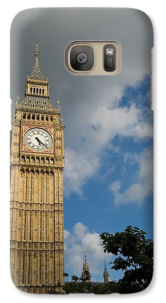Galaxy Case featuring the photograph Big Ben by Jeremy Voisey