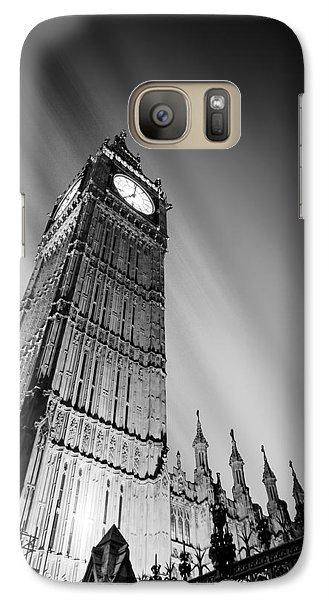 Big Ben London Galaxy S7 Case by Ian Hufton
