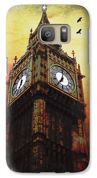 Galaxy Case featuring the photograph Big Ben by Michael Rucker
