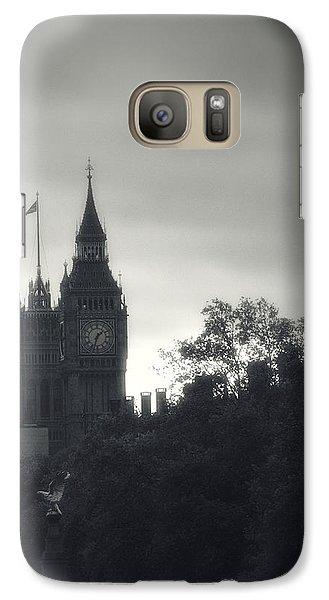 Galaxy Case featuring the photograph Big Ben by Rachel Mirror