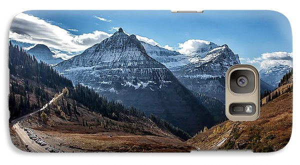 Galaxy Case featuring the photograph Big Bend by Aaron Aldrich
