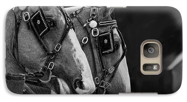 Galaxy Case featuring the photograph Big Boys by Denise Romano