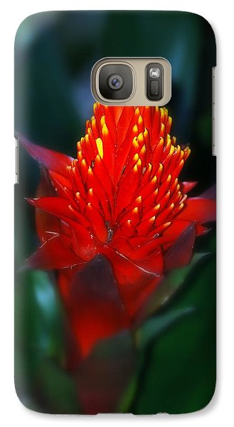 Galaxy Case featuring the photograph Big Red by George Mount