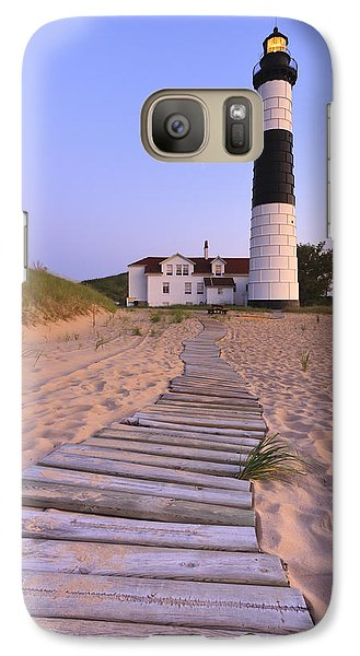 Big Sable Point Lighthouse Galaxy S7 Case