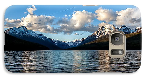 Galaxy Case featuring the photograph Big Sky by Aaron Aldrich