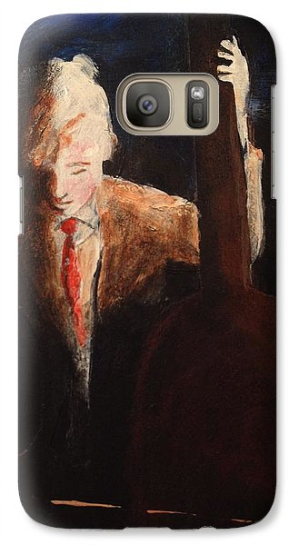 Galaxy Case featuring the painting Big Sound by John  Svenson