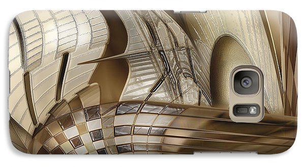 Galaxy Case featuring the photograph Big Sticks by Steve Sperry