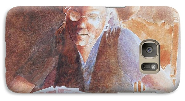 Galaxy Case featuring the painting Big Winner Again by John  Svenson