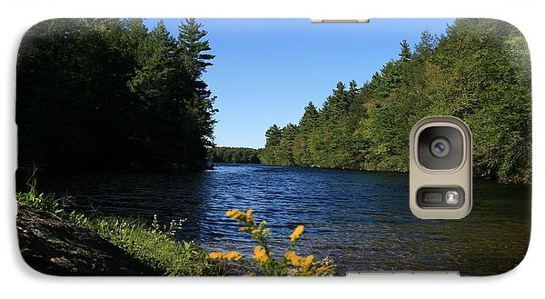 Galaxy Case featuring the photograph Bigelow Hollow  by Neal Eslinger