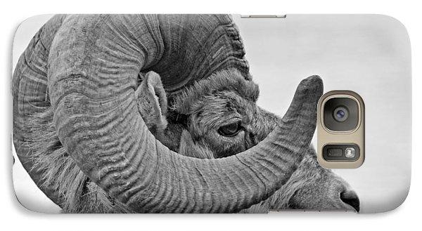 Galaxy Case featuring the photograph Bighorn Mountain Sheep 2 by Dennis Cox WorldViews