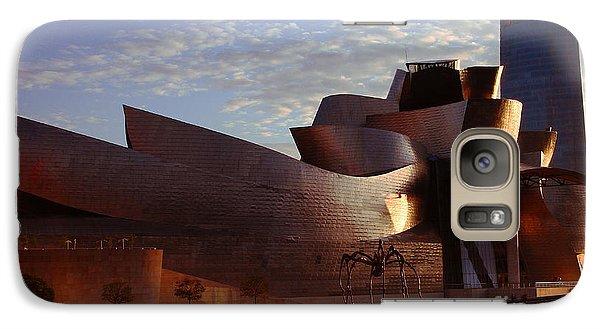 Galaxy Case featuring the photograph Bilbao by Mariusz Czajkowski