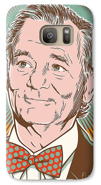 Bill Murray Pop Art Galaxy S7 Case