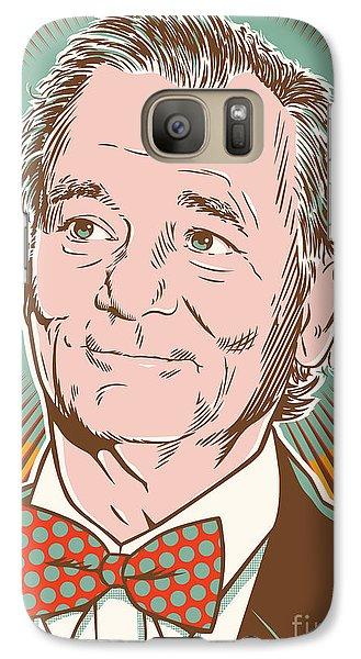 Bill Murray Pop Art Galaxy Case by Jim Zahniser